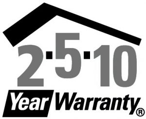 2-5-10 warranty logo