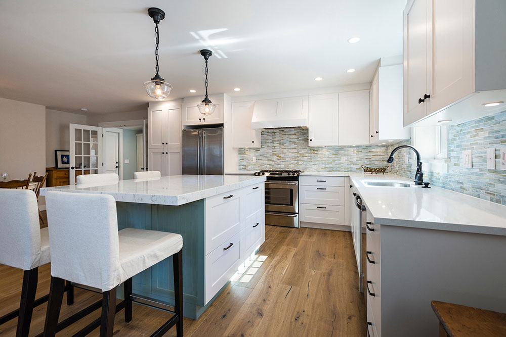 Kitchen Renovation Kemp Construction Services