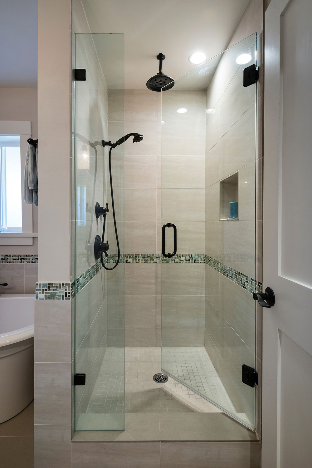 bathroom renovation shower