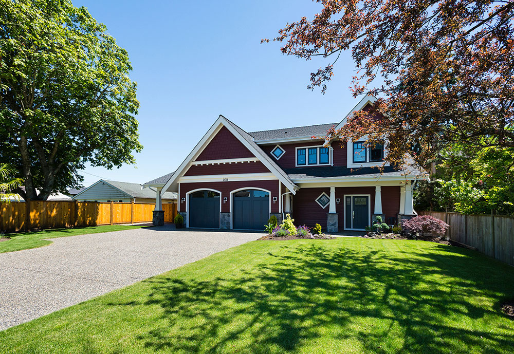 Custom Home Construction in Ladner BC