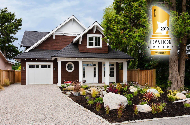 Kemp Construction Ovation Winner 2019