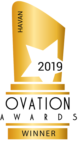 ovation award logo