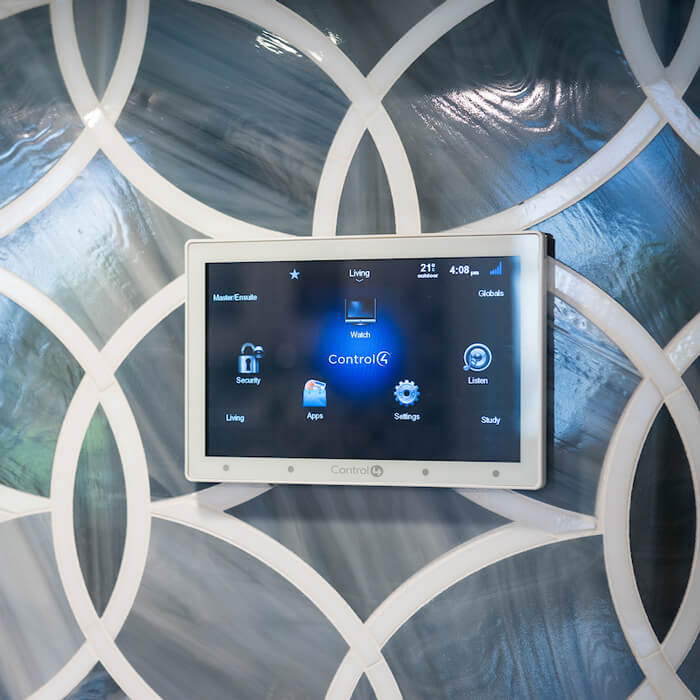 High Performance Home control console