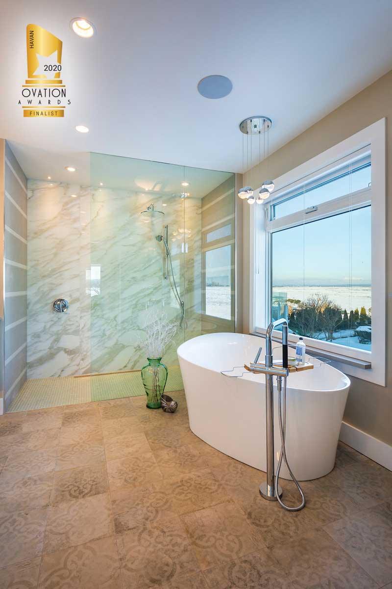 bathroom renovation shower tub